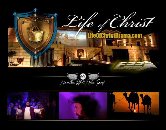 Life of Christ Drama2018